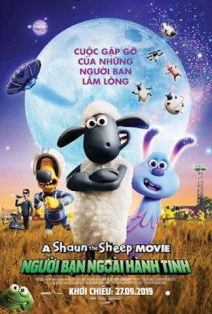 Shaun the Sheep: Người Bạn Ngoài Hành Tinh
