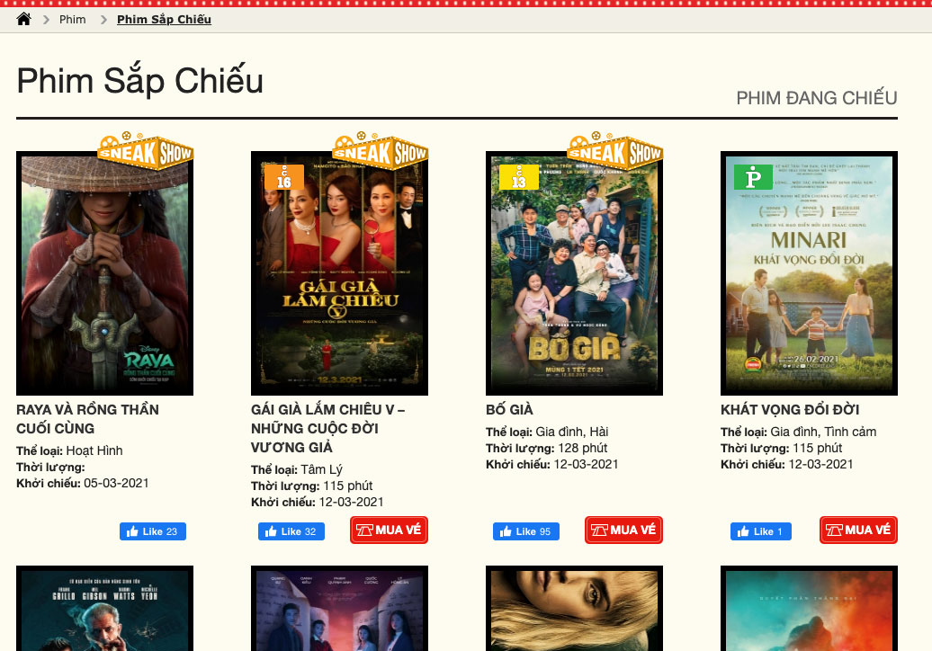 Raya và Rồng Thần Cuối Cùng – Bộ phim Disney đầu tiên xịt tại phòng vé Việt Nam?